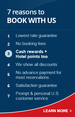 Advantages of using Military-Hotels.us
