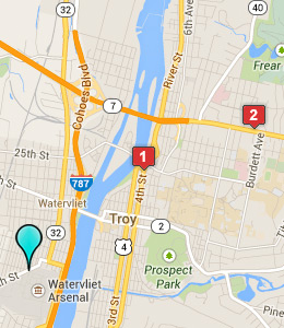 Hotels Near Watervliet Arsenal See Military Discounts